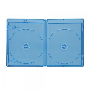 Digital Media Packaging Blu Ray Double Full Sleeve 10mm