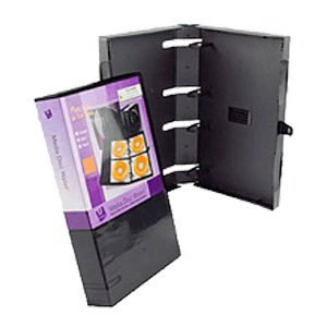Digital Media Packaging Empty UniKeep 40 CD DVD Wallet