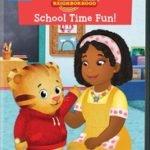 DANIEL TIGER'S NEIGHBORHOOD- SCHOOL TIME FUN