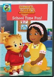 DANIEL TIGER'S NEIGHBORHOOD- SCHOOL TIME FUN