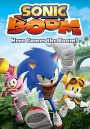 SONIC BOOM - HERE COMES THE BOOM
