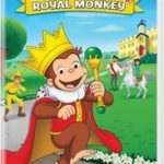 CURIOUS GEORGE- ROYAL MONKEY
