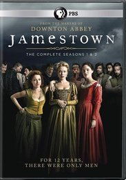JAMESTOWN SEASON 1 & 2