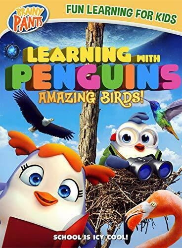 LEARNING WITH PENGUINS - AMAZING BIRDS