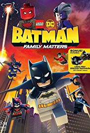 LEGO BATMAN - FAMILY MATTERS