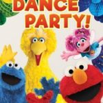 SESAME STREET - DANCE PARTY