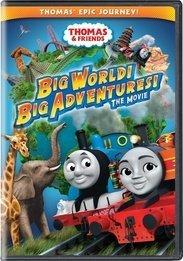 THOMAS & FRIENDS- BIG WORLD BIG ADVENTURE MOVIE
