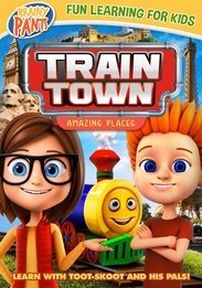 TRAIN TOWN - AMAZING PLACES