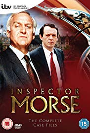 Inspector Morse Complete Series
