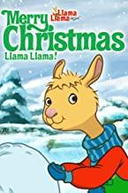 Merry Christmas Llama, Llama
