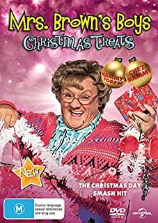 Mrs. Brown's Boys Christmas Treats
