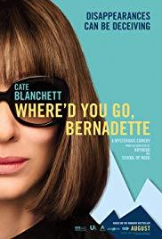 Where'd you go Bernadette?
