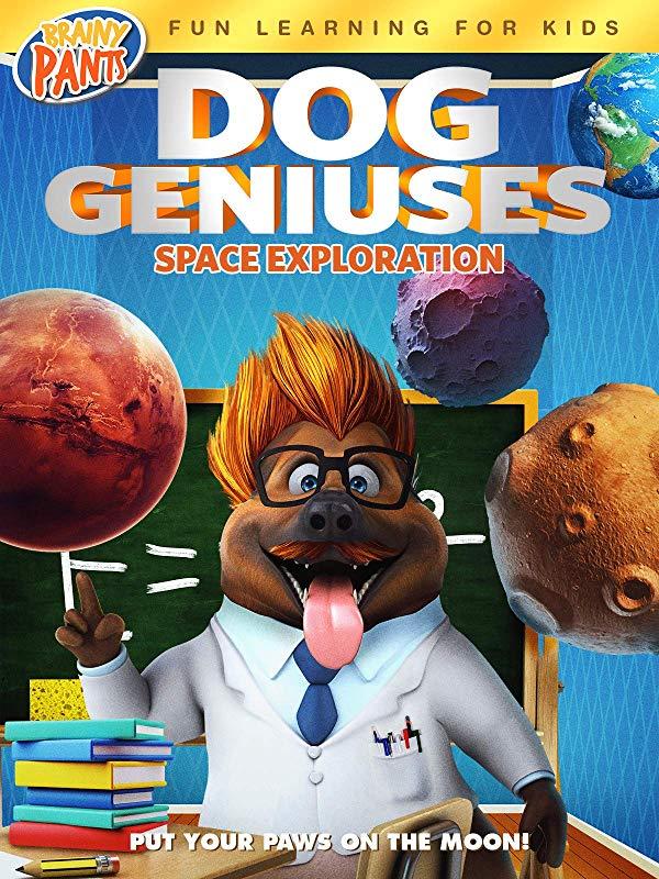 Dog Geniuses - Space Exploration