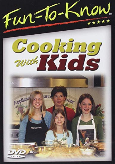 FUN TO KNOW - COOKING WITH KIDS