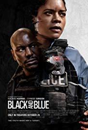 BLACK & BLUE