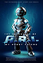 ADV OF A.R.I. MY ROBOT FRIEND