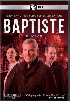 BAPTISTE SEASON 1 (MASTERPIECE MYSTERIES)