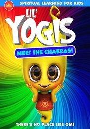 BRAINY PANTS LITTLE YOGIS - MEET THE CHAKRAS