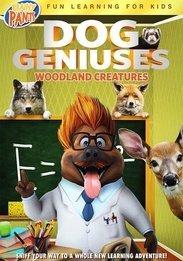 DOG GENIUSES WOODLAND CREATURES