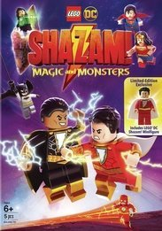 LEGO DC SHAZAM - MAGIC & MONSTERS