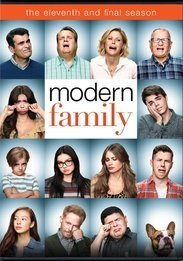 MODERN FAMILY COMPLETE 11TH SEASON
