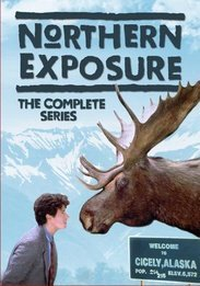 NORTHERN EXPOSURE COMPL SERIES