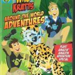 WILD KRATTS AROUND THE WORLD ADVENTURES
