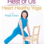 YOGA - HEART HEALTHY YOGA - PEGGY CAPPY