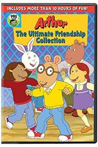 arthur ultimate friendship collection