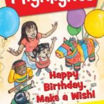 HIGHLIGHTS WATCH & LEARN - HAPPY BIRTHDAY MAKE A WISH