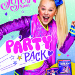 JO JO SIWA - PARTY PACK (3 FILM COLLECTION)