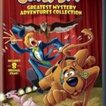 SCOOBY-DOO GREATEST MYSTERY COLL'T (3 PAK)