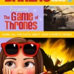 DARLA'S BOOK CLUB: DISCUSSING GAME OF THRONES