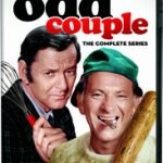THE ODD COUPLE COMPLETE SERIES 20 DISCS