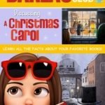DARLA'S BOOK CLUB DISCUSS A CHRISTMAS CAROL