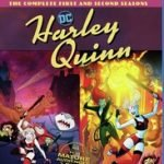HARLEY QUINN 1ST & 2ND SEASON