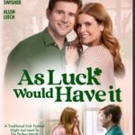 AS LUCK WOULD HAVE IT (HARLEQUIN)
