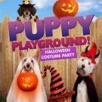 PUPPY PLAYGROUND - HALLOWEEN PARTY