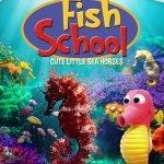 FISH SCHOOL - CUTE LITTLE SEA HORSES (BRAINY PANTS)